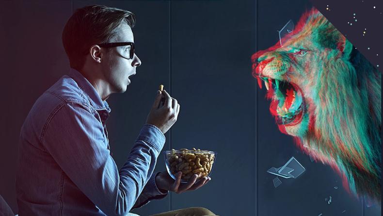 Öğrenci Kariyeri - : Gözlüksüz 3D Nesneleri Görmek Artık Mümkün! Sony'den Mekânsal Gerçeklik Ekranı!