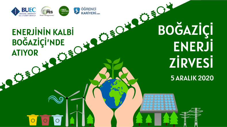 Öğrenci Kariyeri - Üniversite Etkinlikleri: Enerjinin Kalbi Boğaziçi'nde Atıyor!: BEZ'20 Bu Yıl 5 Aralık'ta Online'da