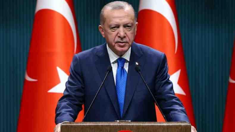 Cumhurbaşkanı Recep Tayyip Erdoğan, Yeni Koronavirüs Önlemlerini Açıkladı!