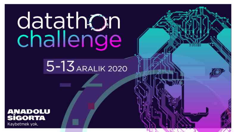 Öğrenci Kariyeri - Yarışmalar: Anadolu Sigorta Datathon Challenge
