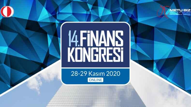 ODTÜ İşletme Topluluğu 14. Finans Kongresi 28-29 Kasım'da!