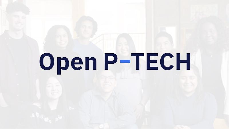 Öğrenci Kariyeri - Teknoloji & Bilim: Yeni Dijital Eğitim Platformu: Open P-Tech