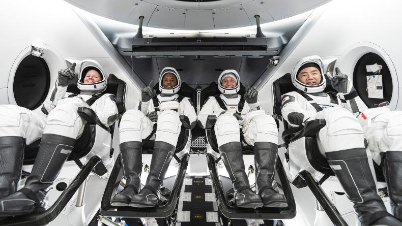 Öğrenci Kariyeri - Gündem: Space Tarafından Yapılacak Crew-1 Görevi Bu Akşam Başlıyor!