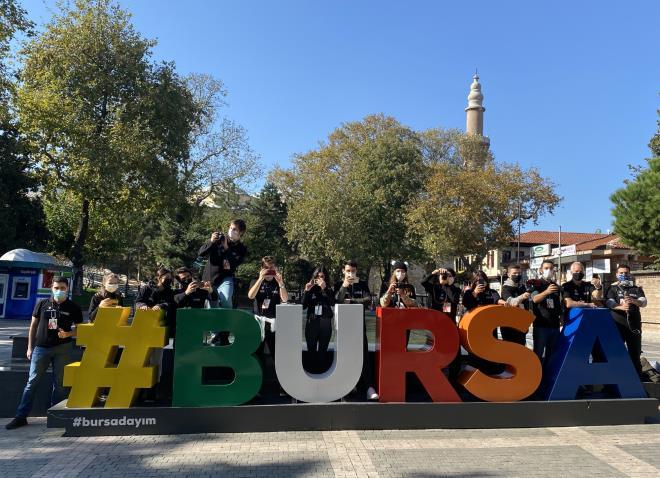 Öğrenci Kariyeri - : Bursa Büyükşehir Belediyesinden Örnek Atılım:  Türkiye'de İlk Vlogger Akademisi