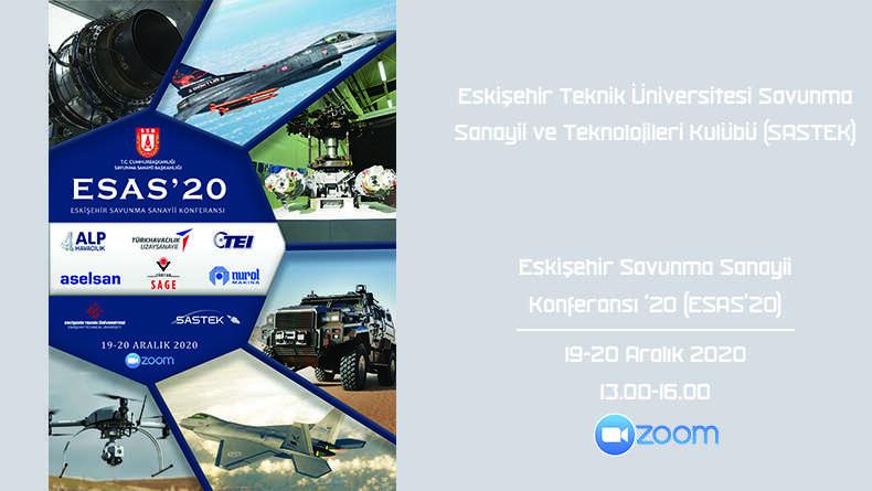 Eskişehir Savunma Sanayii Konferansı 19-20 Aralık'ta!