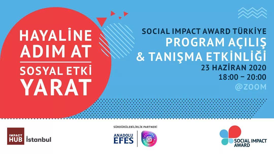 Social Impact Awards Türkiye