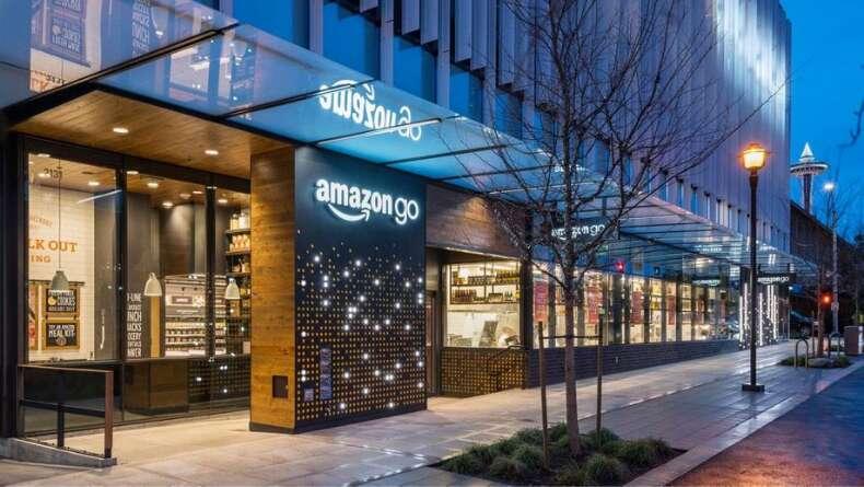 Kasiyersiz Marketler: Amazon Go