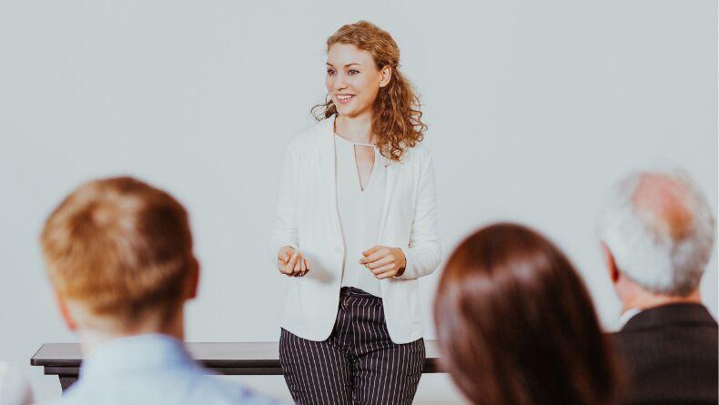 7 Maddede Etkili Konuşma ve Sunum Teknikleri