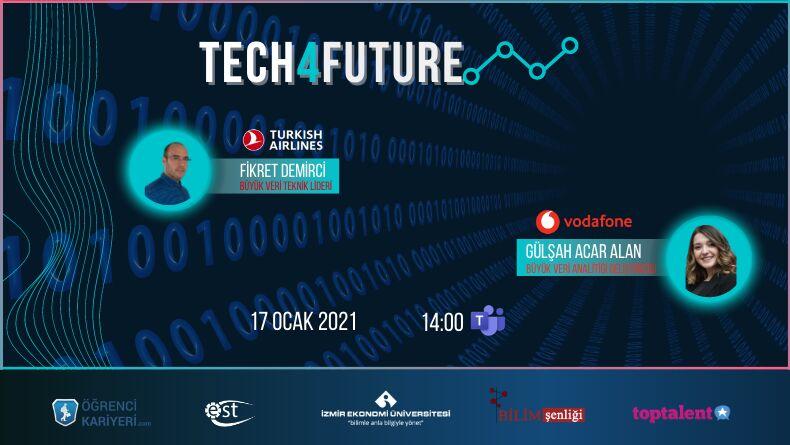 Tech4Future Başlıyor!