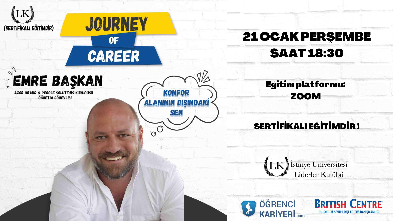 Öğrenci Kariyeri - : Journey Of Career Başlıyor!