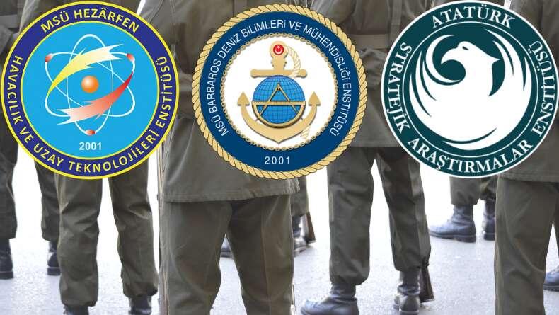 Milli Savunma Üniversitesi Lisansüstü Programlara Öğrenci Alıyor!