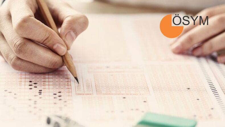 2021 Yılı ÖSYM Sınav Takvimi Açıklandı!