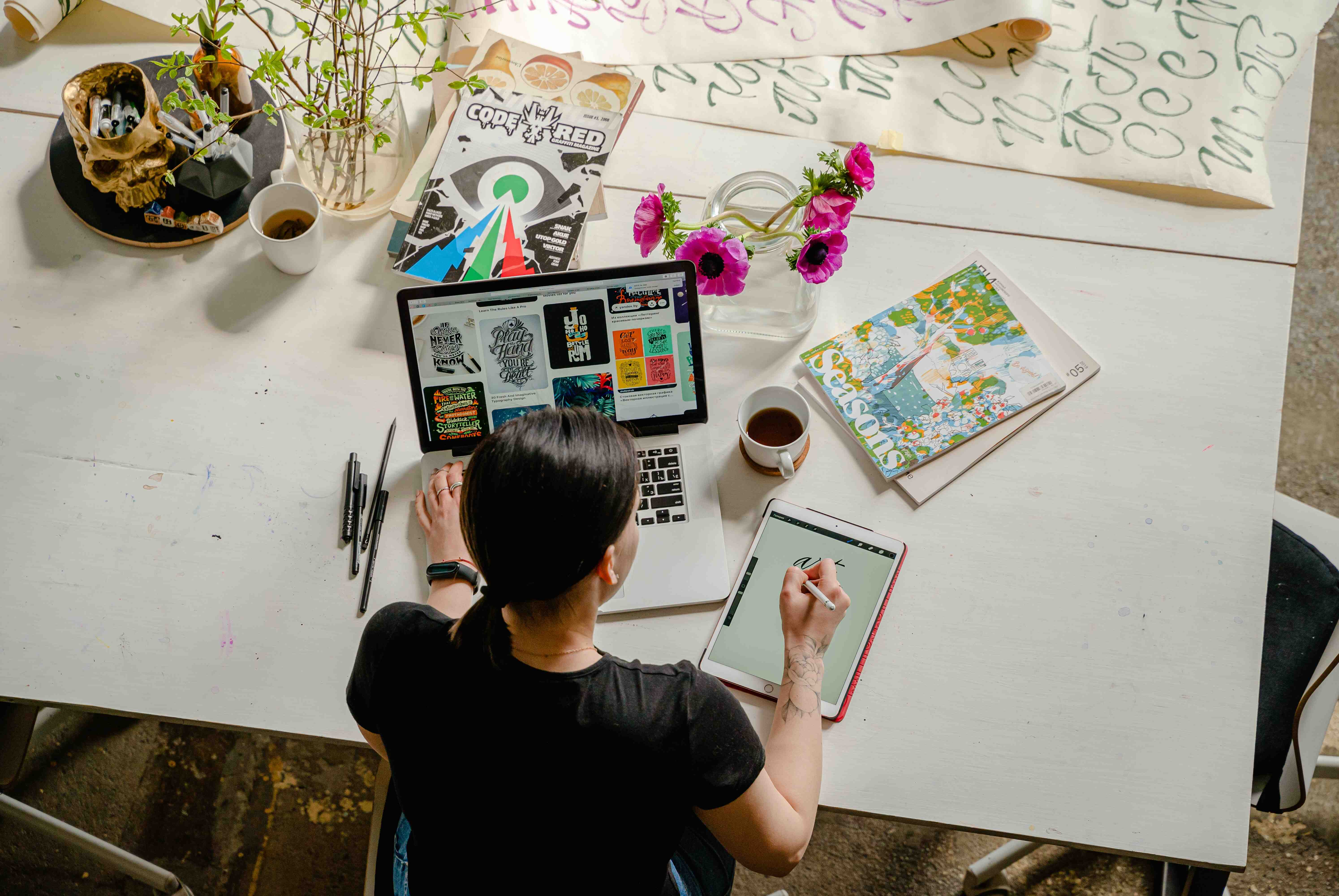 Öğrenci Kariyeri: Tasarımcılara İlham Olacak 4 Sayfa Önerisi