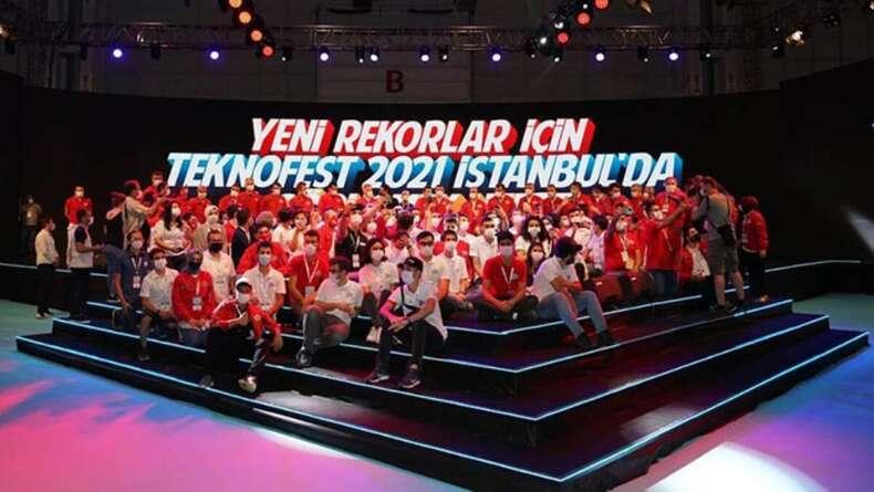 TEKNOFEST 2021 Başvuruları Başladı!