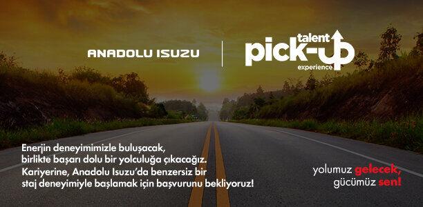 Öğrenci Kariyeri - Staj (Uzun Dönem & MT): Anadolu ISUZU İnsan Kaynakları Stajyeri Arıyor!
