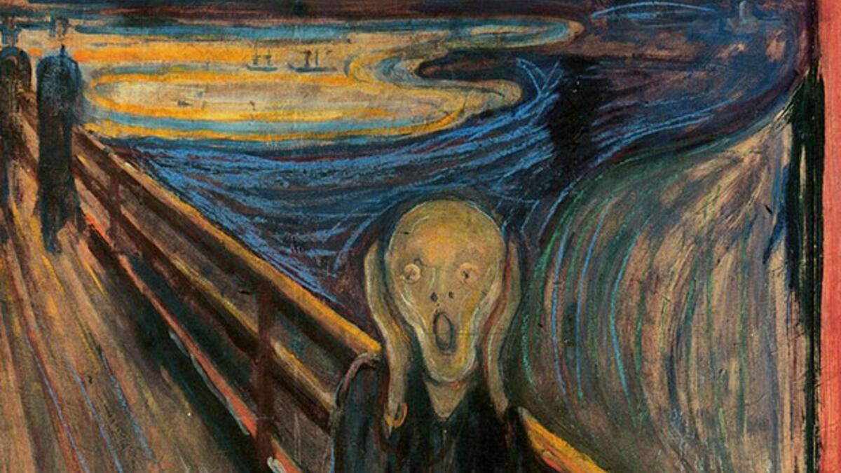 Edvard Munch ve Çığlığının Bilinmeyenleri