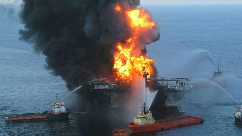 Deepwater Horizon Felaketi