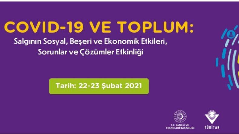 TÜBİTAK Covid- 19 ve Toplum Konulu Online Konferans Düzenliyor!