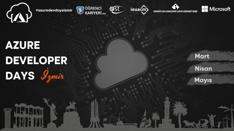 Azure Developer Days İzmir İçin Hazırlanın!