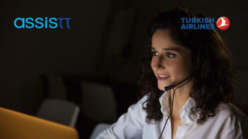 AssisTT, THY Projesi İçin Çağrı Merkezi Müşteri Temsilcileri Arıyor!