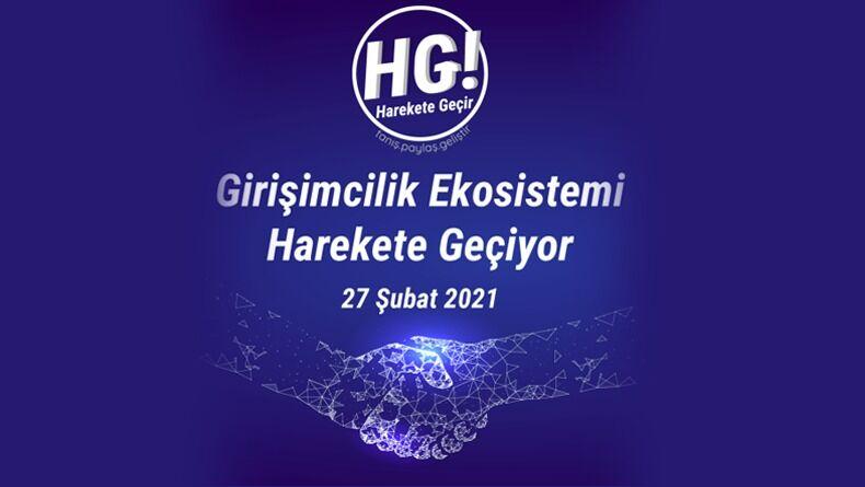 """Türkiye Girişimcilik Ekosistemi """"İkili Dijital Görüşmelerle"""" Harekete Geçiyor !"""