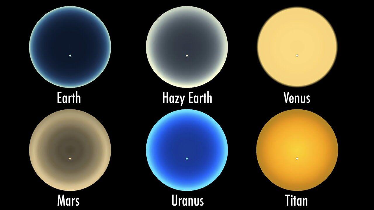 Diğer Gezegenlerde Gün Batımı Nasıldır? NASA Simülasyonları Gösteriyor