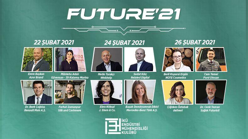 İKÜ Future'21 Başlıyor!
