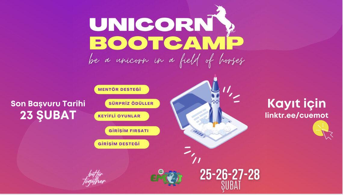 Unicorn Bootcamp Başlıyor!