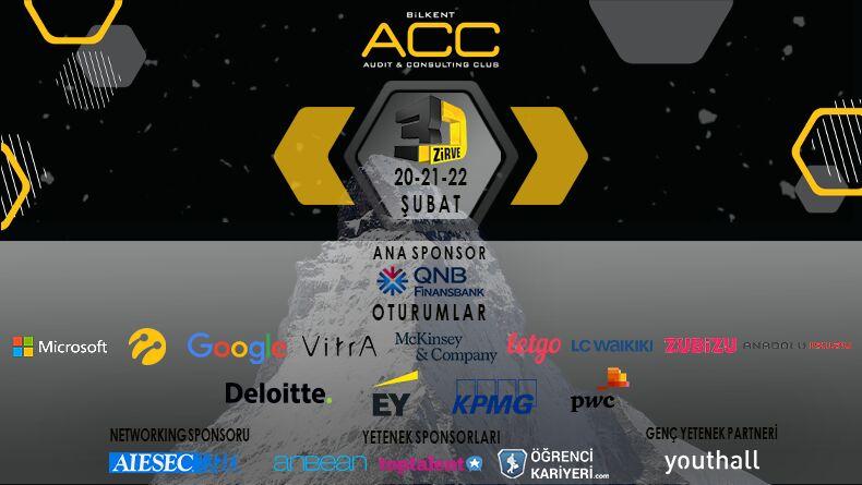 Bilkent ACC 3D Zirve'21 Başlıyor!
