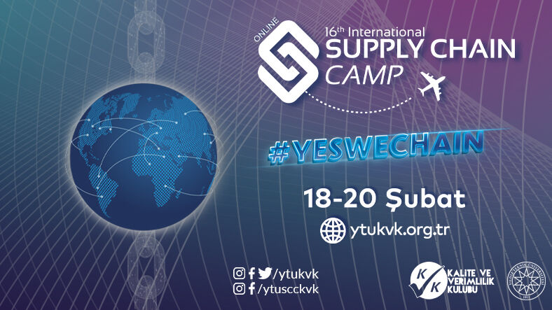 YTÜ Supply Chain Camp Başlıyor!