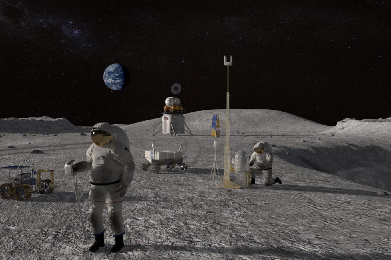 NASA Ay'da Kamp İçin Hazırlanıyor! İşte Gerekli Olan 3 Koşul
