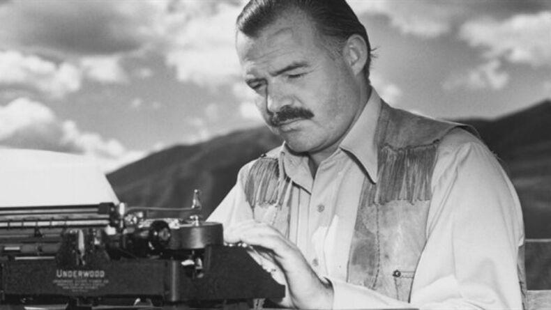 Ernest Hemingway'den Yazmak Üzerine 7 Öneri