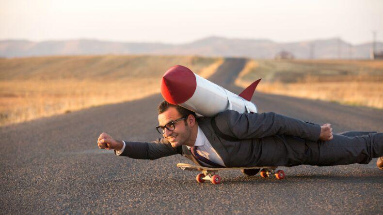 Bilim101: Roketle Uçan İlk İnsan