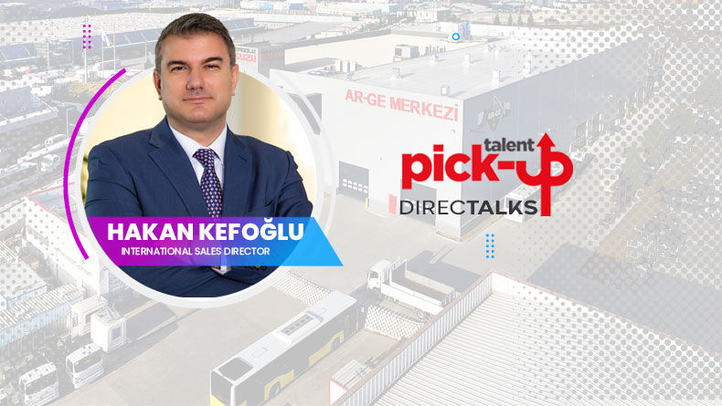 Pick-Up DirecTalks: Otomotiv Sektöründe Uluslararası Satış