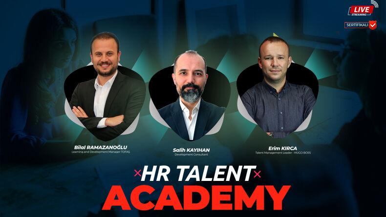 HR Talent Academy Başlıyor!