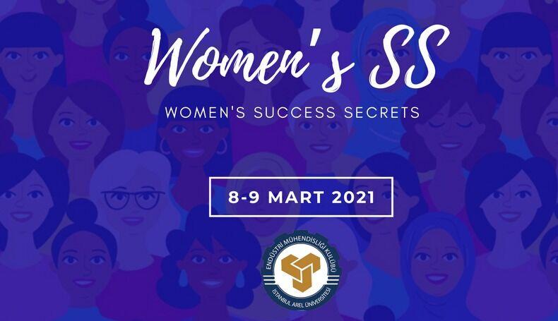 Women's Success Secrets Etkinliği Başlıyor!