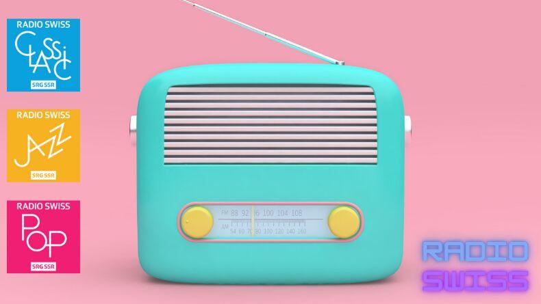 Kesintisiz Müzik Dinleyebileceğiniz Ücretsiz Platform: RADIO SWISS