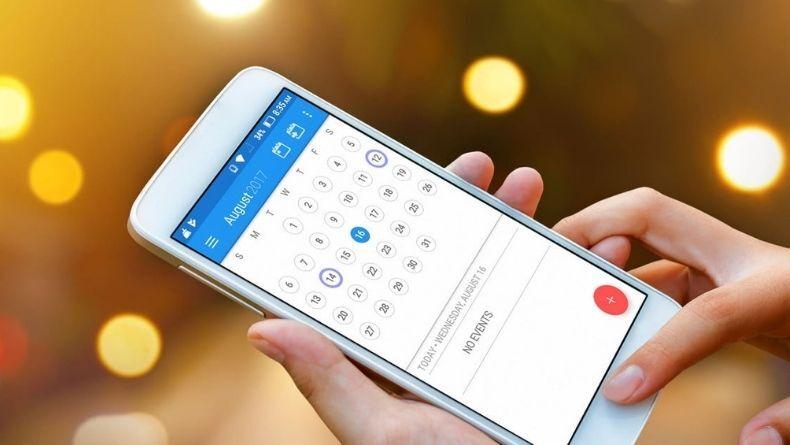 Hayatınızı Kolaylaştıracak En İyi 6 Mobil Takvim Uygulaması