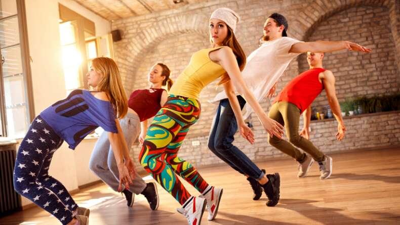 Bugün Dans Ediyoruz!: Dans Türlerini Tanıyalım