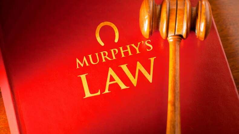 """Tersliklerin Anası """"Murphy Kanunları"""""""
