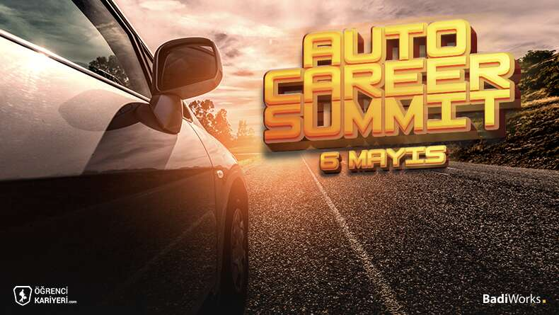 Auto Career Summit Başlıyor!