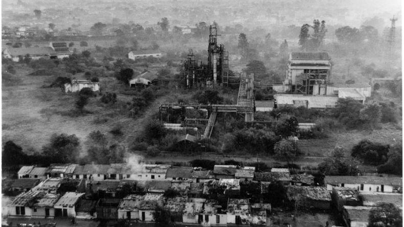 Tarihin En Büyük Felaketlerinden Bhopal Felaketi