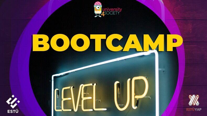 Bootcamp Eskişehir Başlıyor!