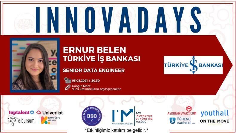 Inovadays - İş Bankası Başlıyor!