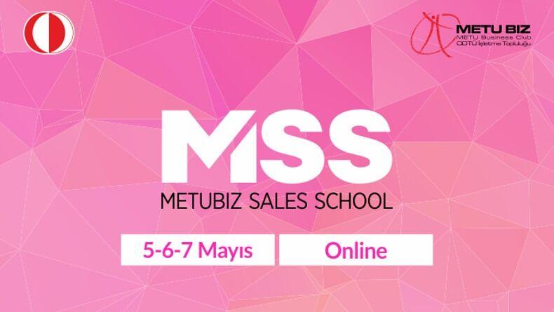 Metubiz Sales School Başlıyor!