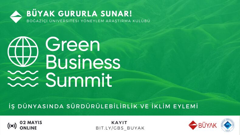 Green Business Summit Başlıyor!