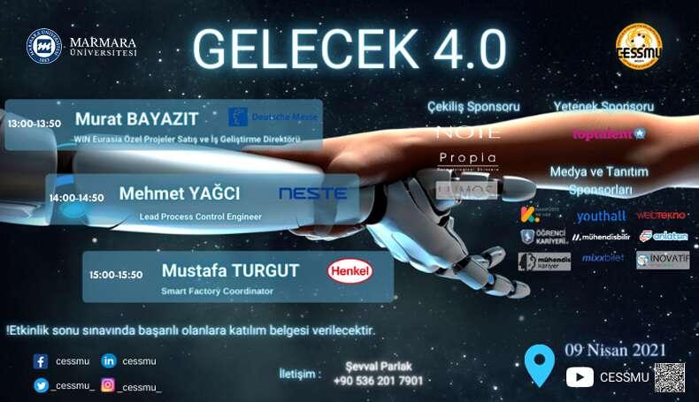 Gelecek 4.0 Başlıyor!