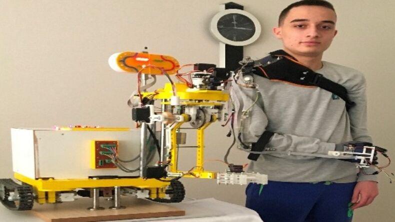 Uluslararası Bilim Proje Olimpiyatı Dünya Birincisi İftihar Öğrencisi