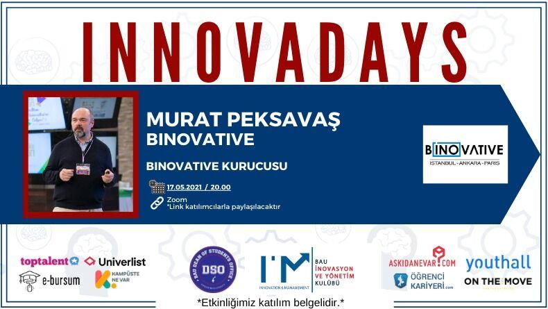 Inovadays - Binovative Başlıyor!