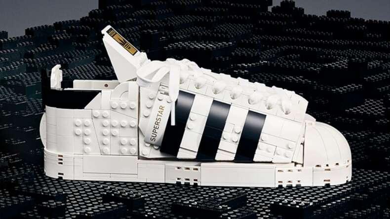 Adidas ve LEGO'dan Bir İlk!
